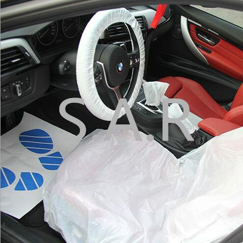 Astounding Sarsskccar Auto Universal Pe Disposable Transparent Seat Uwap Interior Chair Design Uwaporg